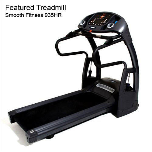 Smooth Fitness 935HR Treadmill